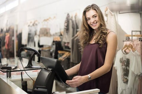 For PC or iPad, we offer an affordable point of sale system for your fashion retail store.